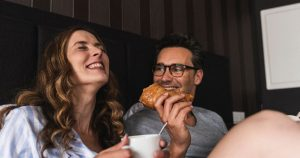 Regularly roasting your partner 'makes your relationship stronger', experts say